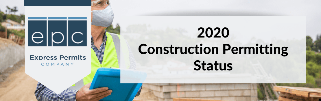 2020 Construction Permit Status